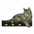 Image of Tabby Cat - Key Holders