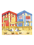 Image of Beach Huts - Key Holders