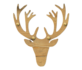 Image of Antlers - Key Holders