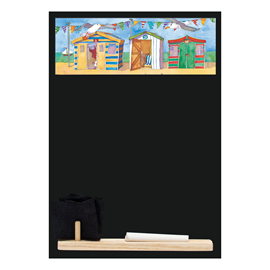 Image of Seaside Emma Ball - Small Memo Chalkboard