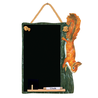 Image of Squirrel - Small Memo Chalkboard