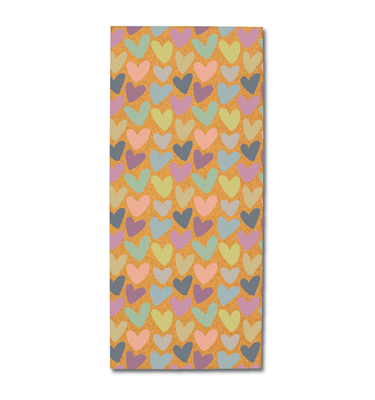 Image of Hearts - Cork Pinboards