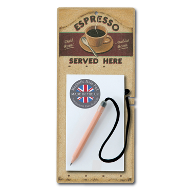 Image of Espresso - Magnetic Notepads
