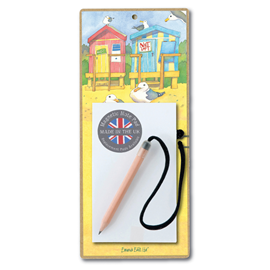 Image of Seaside Emma Ball - Magnetic Notepads