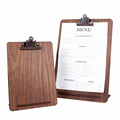 Image of Bronze Freestanding Clipboard