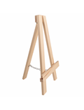 Image of Natural Table Top Wooden Easels (Only)