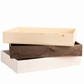 Image of Large Rustic Wooden Seeder Tray
