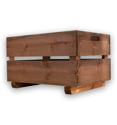 Image of Personalised Log Crate