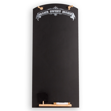 Image of Home Sweet Home - Tall Thin Chalkboard