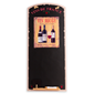 Image of Vin Rouge - Tall Thin Chalkboard