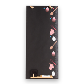 Image of Bake It - Tall Thin Chalkboard