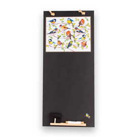 Image of Birds Emma Ball - Tall Thin Chalkboard