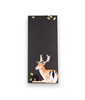 Image of Stag - Tall Thin Chalkboard