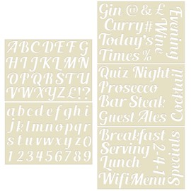Image of Deluxe Stencil Pack