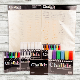 Image of Chalkboard Accessories