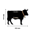 Image of Cow - Shaped Chalkboard