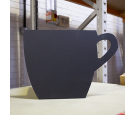 Image of Coffee Cup Blackboard
