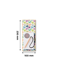 Image of Pastel Hearts - Magnetic Notepads
