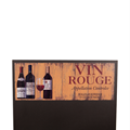 Image of Vin Rouge - Small Memo Chalkboard