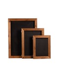 Image of Hinged Wooden Poster Holder