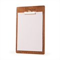 Image of Engraved Wooden Clipboards (Pack of 10)