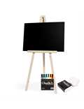 Image of Large Wooden Easel Package (Easy to Clean)