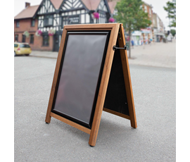 Image of Chunky A-Frame with Snap Frames