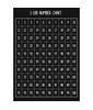 Image of 1-100 Number Chart Kids Chalkboard (A1)