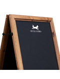 Image of Printed Header Chunky A-Frame Chalkboard