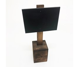 Image of Table Service Chalkboard Stake & Holder
